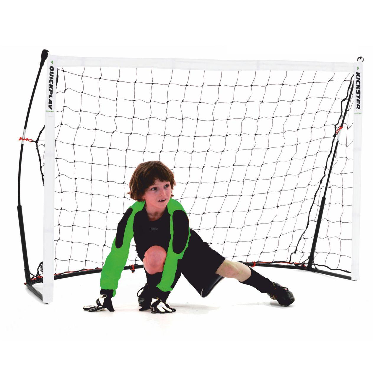 Quick Play - Kickster 1.82m x 1.21m - Soccer goal