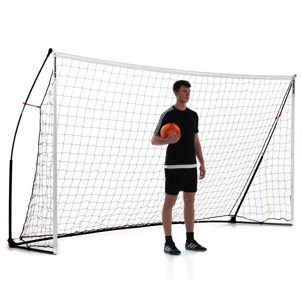 Quick Play-Kickster 3,60m x1,80m -Fußballtor