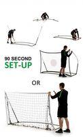 Quick Play - Kickster Combo - Soccer goal/rebounder