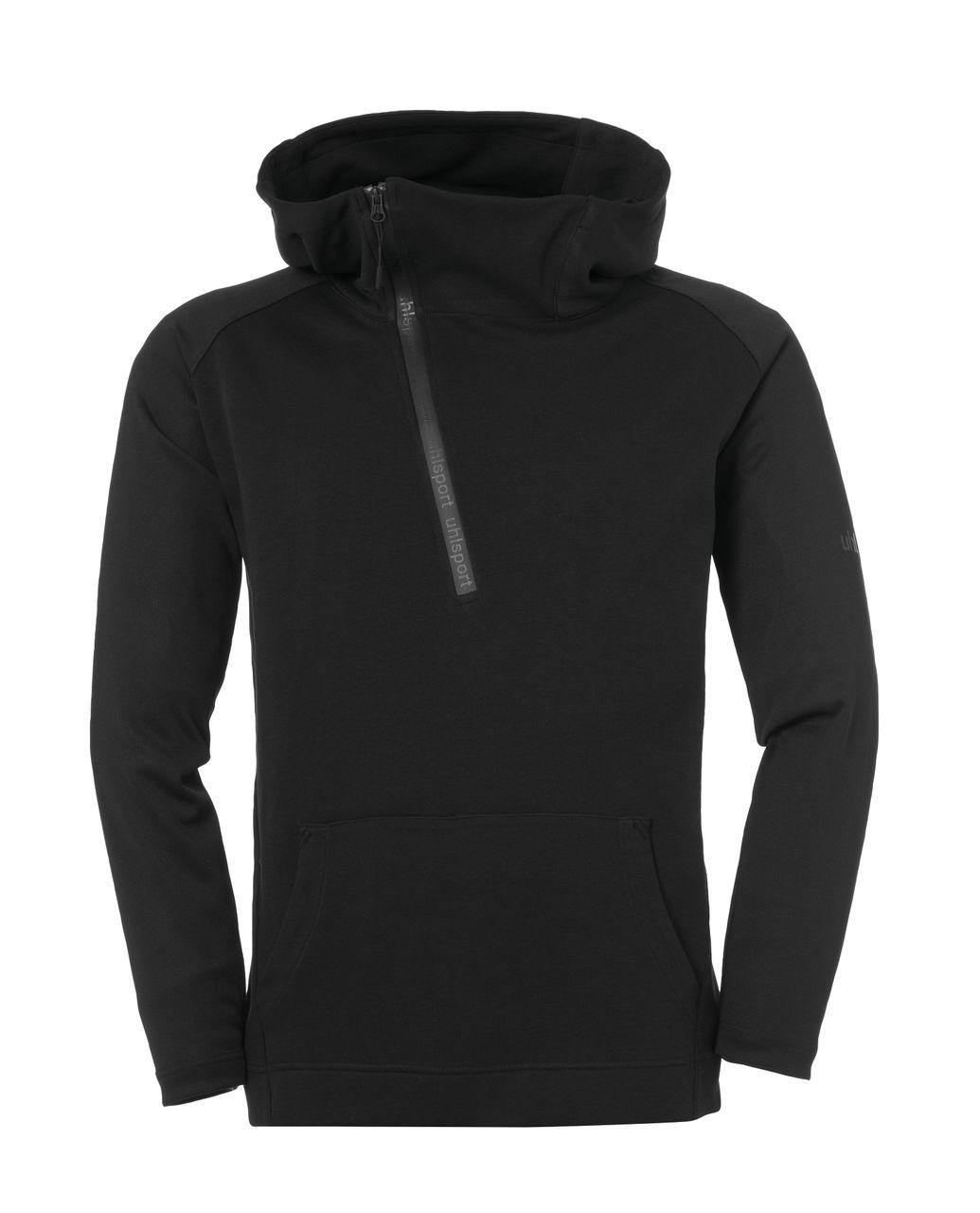 Uhlsport ESSENTIAL PRO hooded sweatshirt with zip