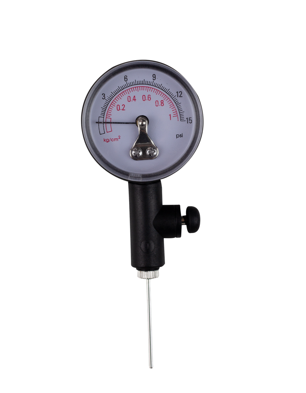 ELF Sports analogue air pressure gauge for footballs