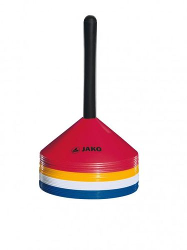 JAKO marking caps - 24 pieces in 4 colours