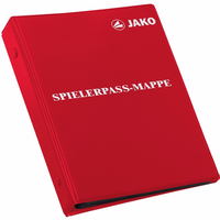 JAKO player passport folder