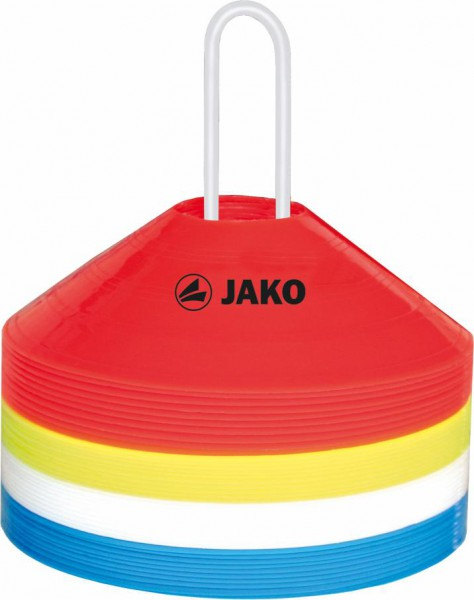JAKO marking caps - 40 pieces in 4 colours