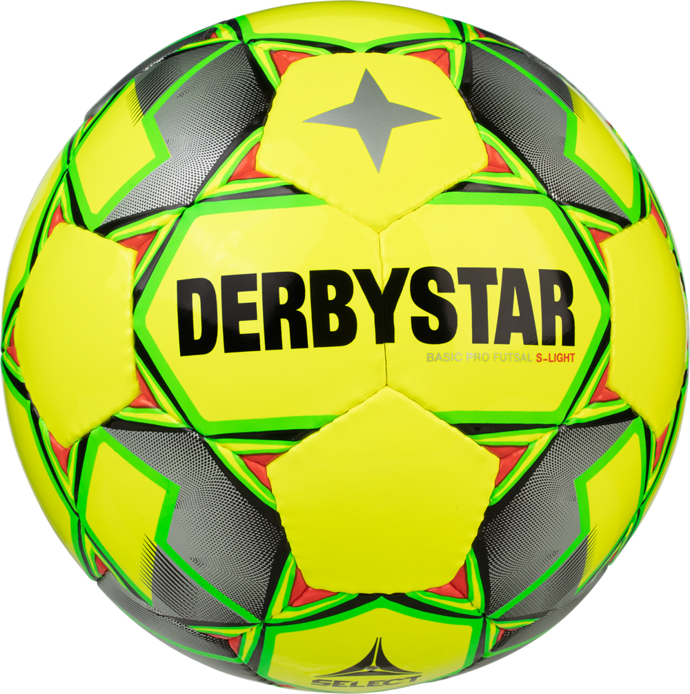 DERBYSTAR Youth Ball Futsal - BASIC PRO S-LIGHT