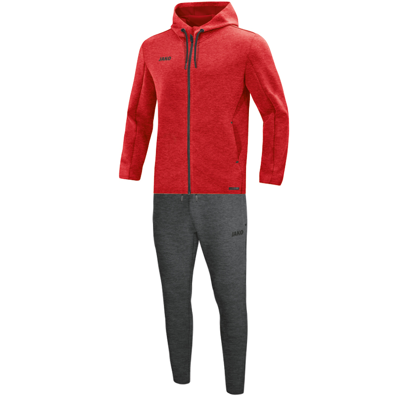JAKO jogging suit Premium Basics with hood