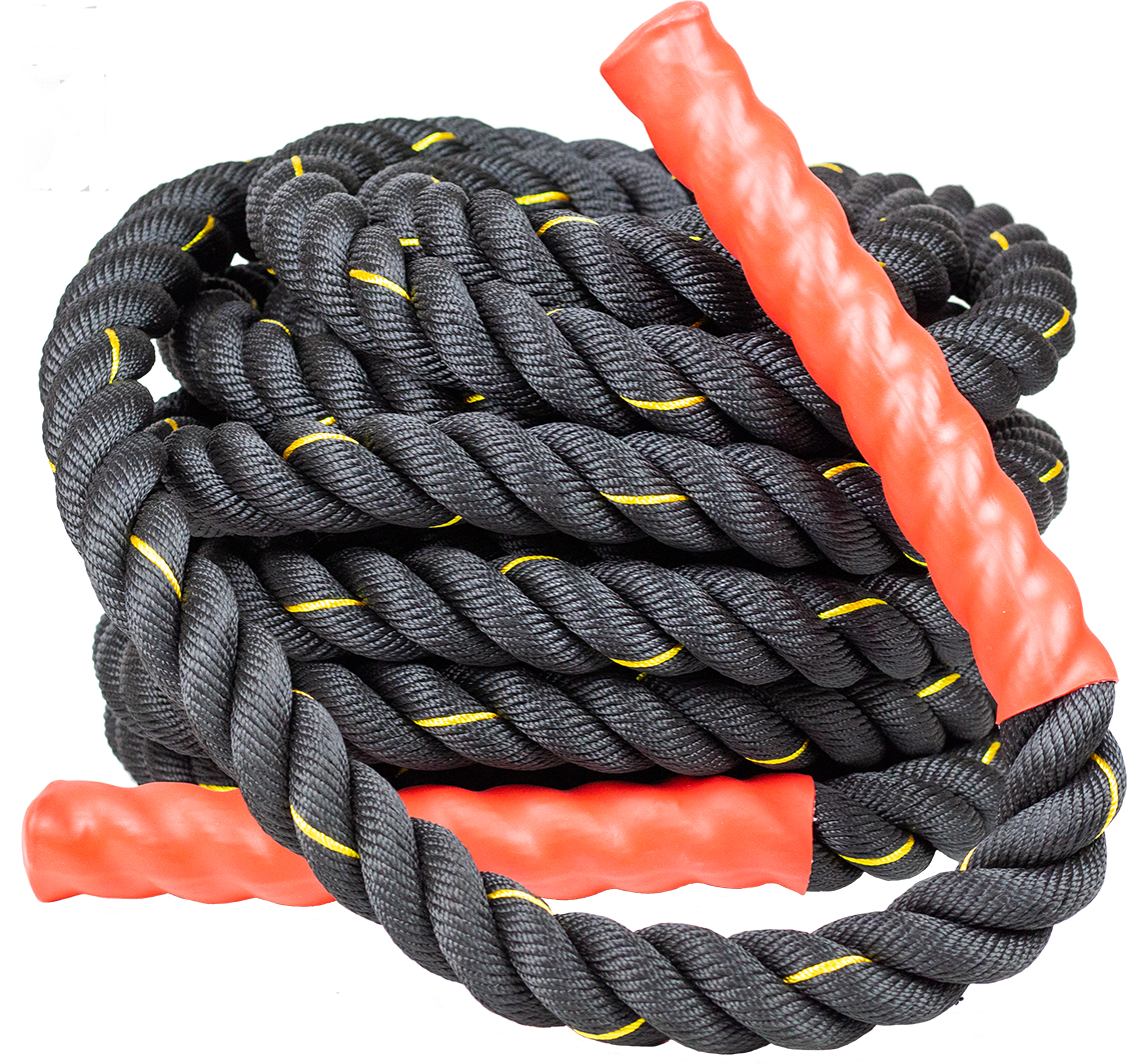 ELF Sports Battle Rope - Strength / Endurance Training