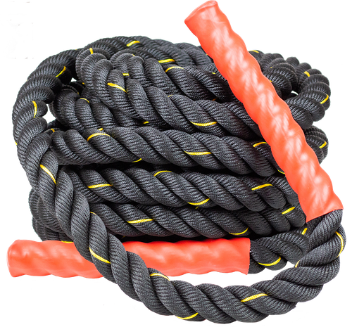 ELF Sports Battle Rope - Kraft/Ausdauertraining
