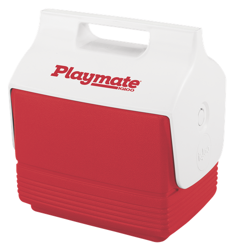 Eiskoffer - Playmate 3,8 l (rot)