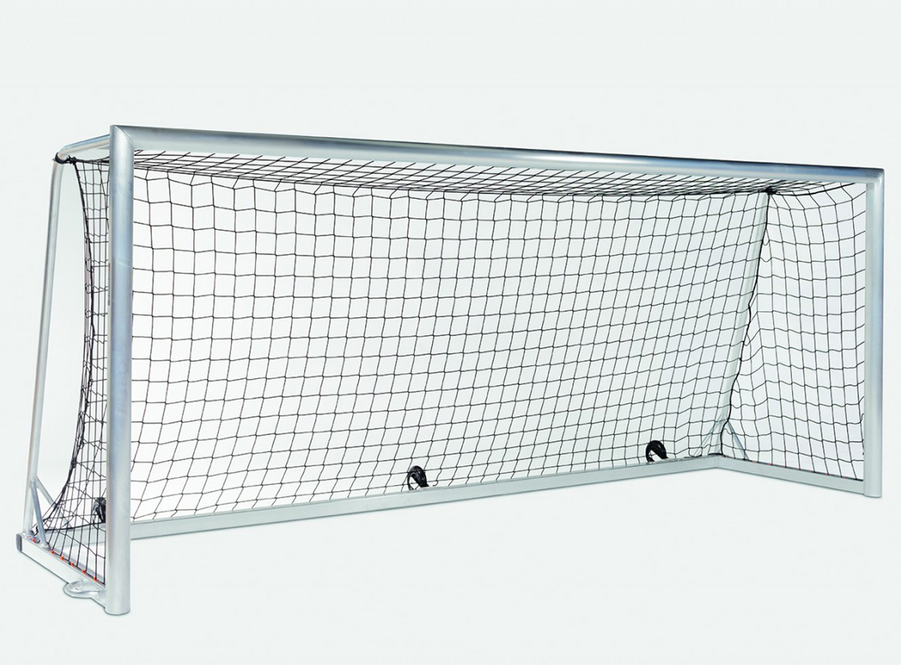 Transportable small field goal - tilt resistant - fully welded - 3.00 x 2.00 m