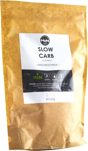 Ministry of Nutrition Slow Carb - before the game