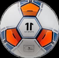 ELF Sports Trainingsball - Hybrid Premium - Fußball mit Strukturoberfläche