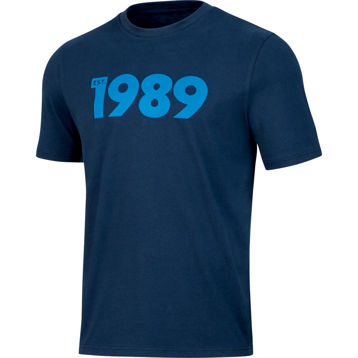 """JAKO T-Shirt mit Print """"1989"""""""