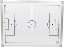 ELF Sports Magnet - Football Tactical Board incl. accessories - 3 sizes selectable