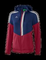 erima Squad Tracktop Jacket with Hood