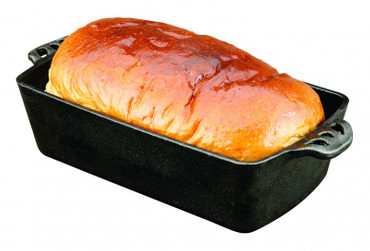 Camp Chef Cast Iron Bread Pan (Brot-Backform für Grill und Backofen)
