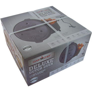 Camp Chef Deluxe Dutch Oven DO-12 – Bild 2