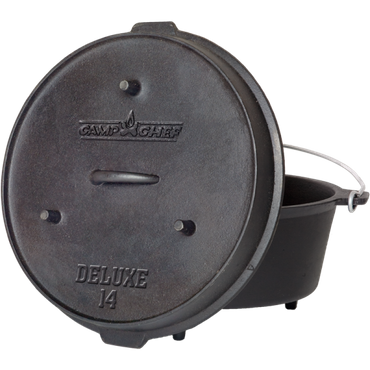 Camp Chef Deluxe Dutch Oven DO-14 – Bild 1