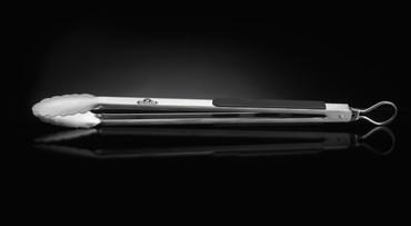 Napoleon Grillzange Edelstahl (mit Schließmechanismus) – Bild 2