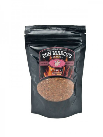 Don Marco's PigWing Seasoning Rub, 630 gr. Beutel