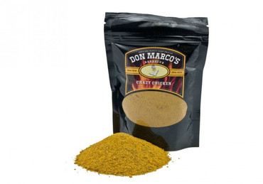 Don Marco's Crazy Chicken Rub, 630 gr. Beutel