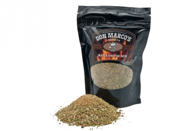 Don Marco's Mafia Coffee Rub, 630 gr. Beutel