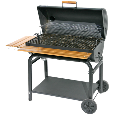 Grill'n Smoke Outlander Classic (Holzkohle BBQ Grill) – Bild 2