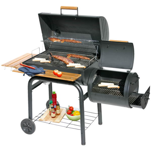 grill 39 n smoke smoking classic bbq grill smoker grills bbq smoker. Black Bedroom Furniture Sets. Home Design Ideas