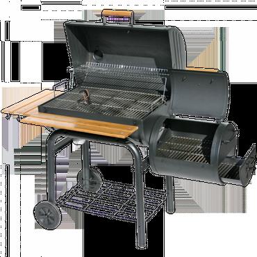 Grill'n Smoke Smoking Classic (BBQ-Grill & Smoker) – Bild 3