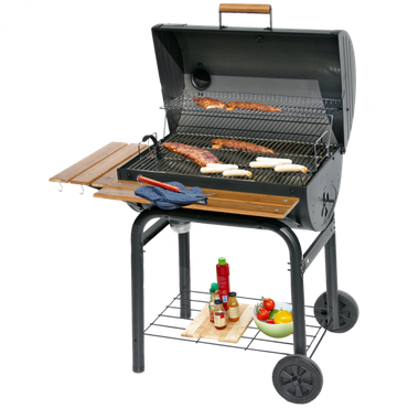 Grill'n Smoke Barbecue Classic (Holzkohle Grill) – Bild 1