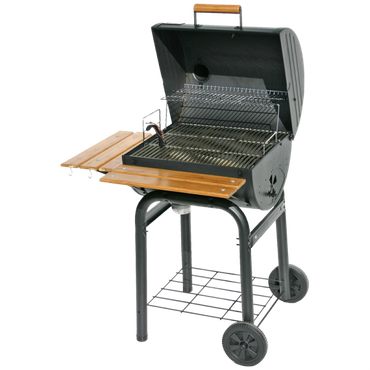 Grill'n Smoke Rookie Classic (Holzkohle Grill) – Bild 2