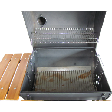 Grill'n Smoke Rookie Classic (Holzkohle Grill) – Bild 5