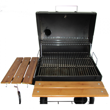 Grill'n Smoke Rookie Classic (Holzkohle Grill) – Bild 3