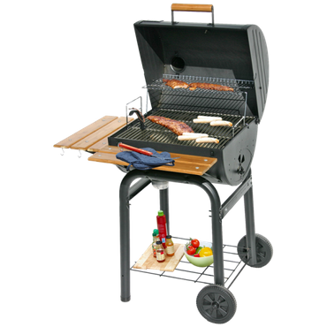 Grill'n Smoke Rookie Classic (Holzkohle Grill) – Bild 1