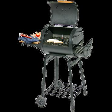 Grill'n Smoke Patio Classic (Einsteiger Holzkohle Grill) – Bild 1