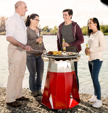 Outdoor Fire BBQ 600 (Feuerplatte Outdoorfire) – Bild 7