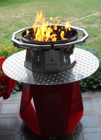 Outdoor Fire BBQ 600 (Feuerplatte Outdoorfire) – Bild 16