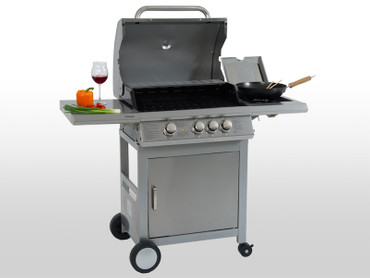 Coobinox Gasgrill 3 BE SMART - Luxus Linie
