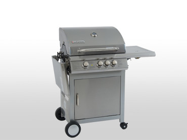 Napoleon Holzkohlegrill Charcoal Rodeo Professional Cart : Napoleon rodeo professional charcoal kettle grill with cart