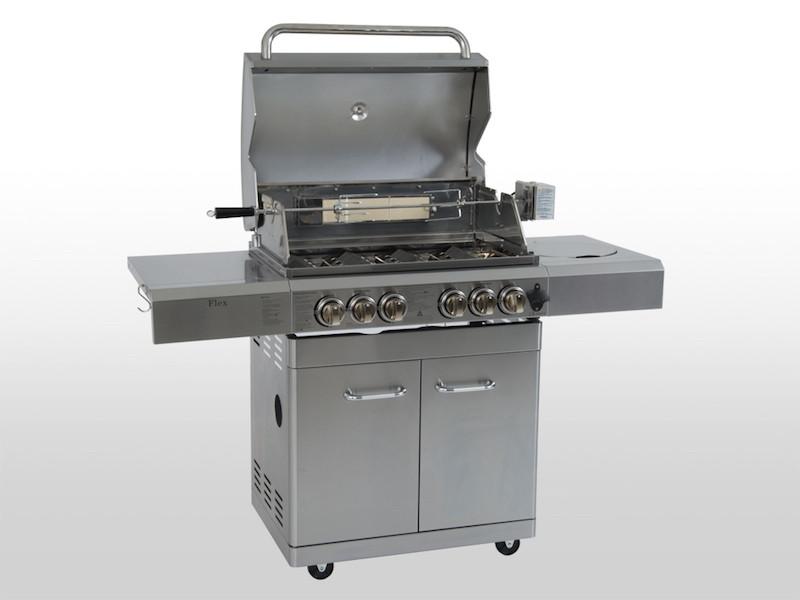 Drehspieß Für Gasgrill : 4 brenner wokbrenner & backburner grills gas grills