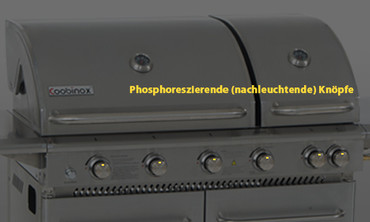 Coobinox Gasgrill 4 BE Double Power - Luxus Linie – Bild 9