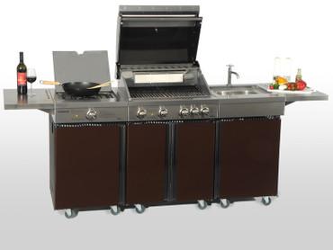 Coobinox BBQ Wokbrenner Royal Design – Bild 6