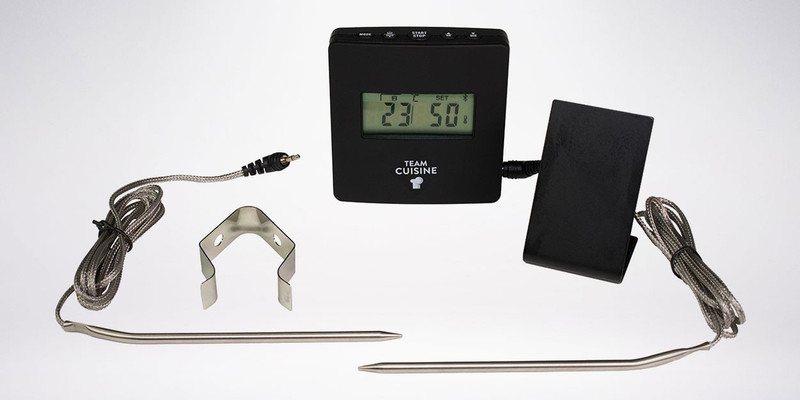 Grillthermometer MEAT CONTROL TC-3951, Bluetooth mit Smartphone App ...