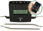 Grillthermometer MEAT CONTROL TC-3951, Bluetooth mit Smartphone App, Team Cuisine 001