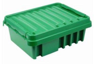 Sicherheit Verteiler BOX 5 Ausgänge groß grün -#2468