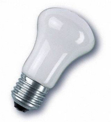 Krypton Glühlampe E-27 75 Watt opal -#2878 – Bild 1