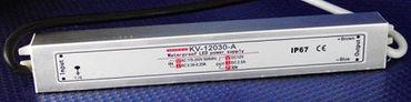 LED Netzteil 12 Volt 30 Watt waterproof -#2969