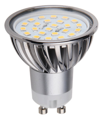 LED Lampe dimmbar 5,0 Watt warmweiss 320 Lumen GU-10 -#3372 – Bild 1