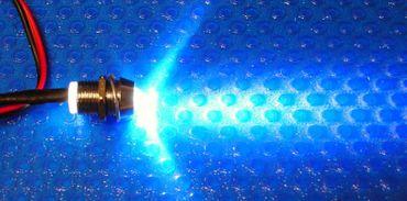 LED Sternenhimmel 25xLEDs Ø9,5mm kaltweiss + Trafo -#4455 – Bild 1