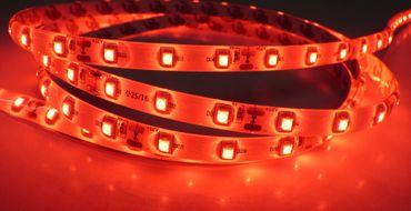 LED Streifen 5 m Rot 300 x 3528 LED IP-63 -#4794 – Bild 1